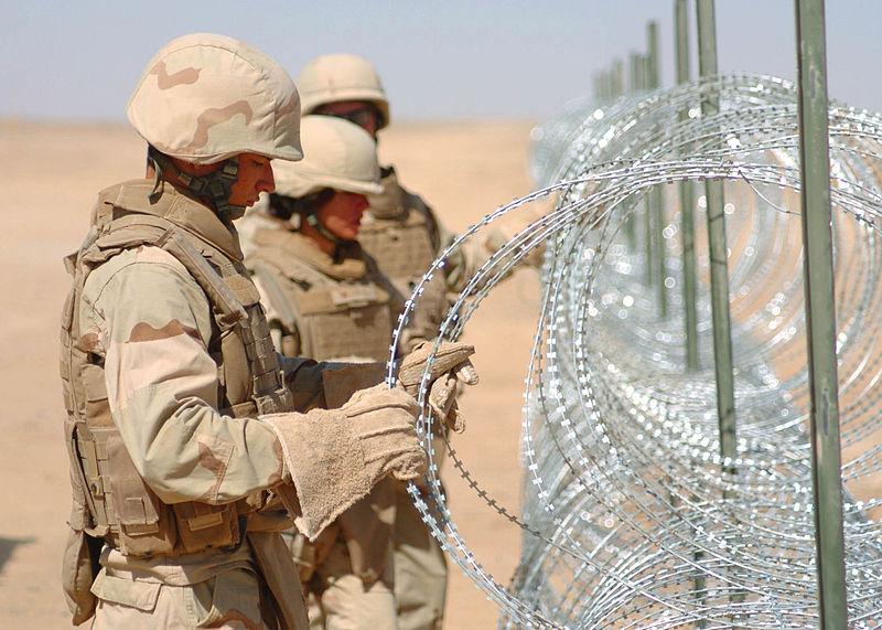 Razor Barbed Wire Fence Installation & Suppliers, Concertina
